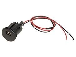 USB-adapter 12V/24VZ>5V (2.1A)