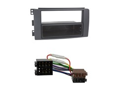 1DIN Radiokit SMART (ForTwo W451, ForFour W454)