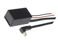 USB-adapter og forlænger MiniUSB 12V/24V>5V (2.1A)