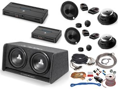 JL Audio C3 Extreme II System