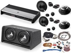 JL Audio C3 Extreme System
