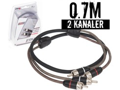 Stage2 Signalkabel 0.70 mtr, 2-kanals
