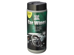 Basta Car Wipes Vinyl, 40 stk
