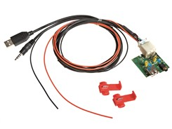 USB-adapter HYUNDAI/KIA PCB+Kabel