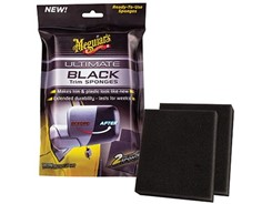 Meguiar's Ultimate Black Sponge, 2 stk