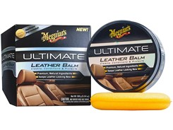 Meguiar's Ultimate Leather Balm, 160 gram