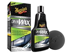 Meguiar's 3-IN-1 Wax Kit, 473 ml