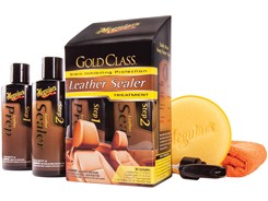 Meguiar's Leather Sealer Guard System