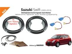 HøjttalerKIT Suzuki Swift (2005>), BAG