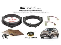 HøjttalerKIT KIA Picanto (2011>)
