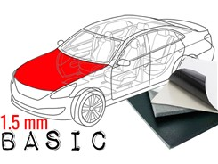 Støjdæmpepakke Basic - MOTORHJELM