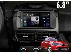 """Renault Clio IV (2012-2019) Radio m. 6.8"""" skærm"""