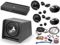 JL Audio C3 System