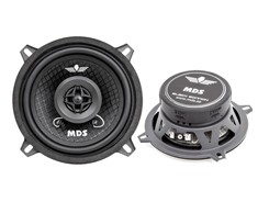 """MDS Black Kevlar 5.25"""" Fuldtonehøjttaler"""