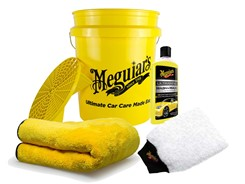 Meguiar's Ultimate Wash & Wax Kit
